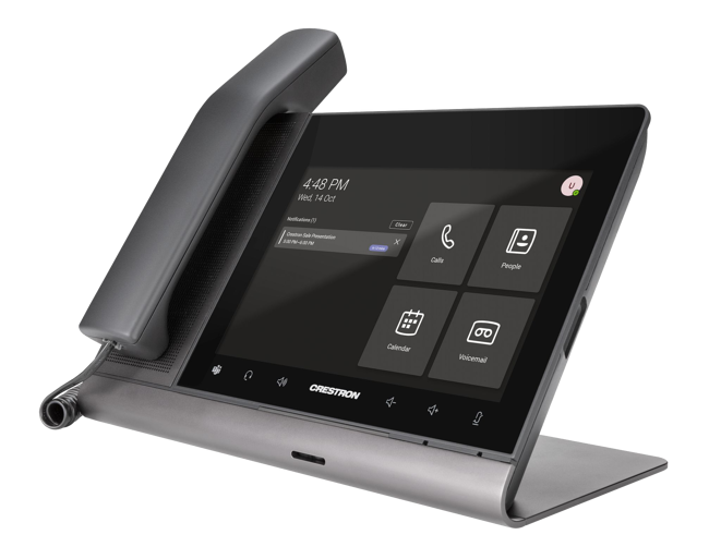 LANZAMIENTO: Crestron Flex Phones para Microsoft Teams